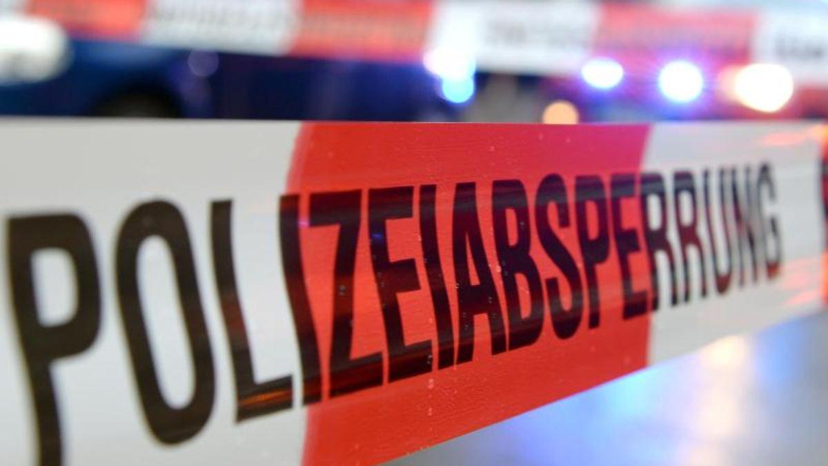 Münchener Polizei nimmt Ehemann fest