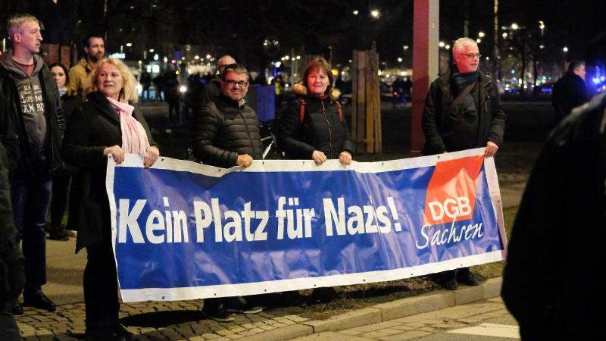 Sachsen: Gedenktag: Aktionsbündnis Will Neonazi-Aufmarsch