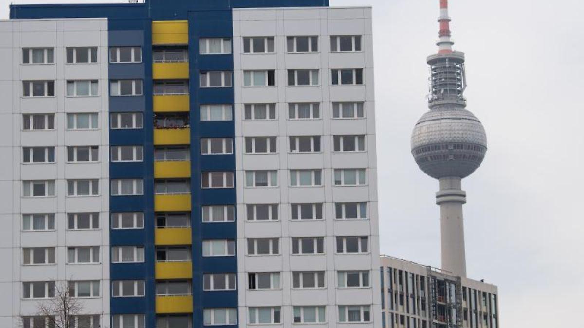 Berlin: Großteil der Wohnungsangebote über Mietspiegel