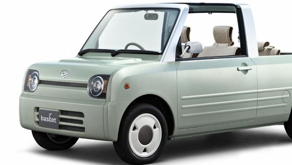 daihatsu cabrio mit kombi dach ein korb f r alle f lle. Black Bedroom Furniture Sets. Home Design Ideas