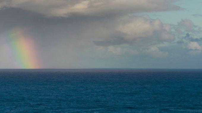 Mit knapper Not haben die drei Männer ihren Bootsausflug überlebt (Archivbild).