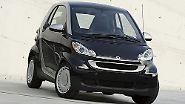 Schlauer fahren: Der Smart 2008
