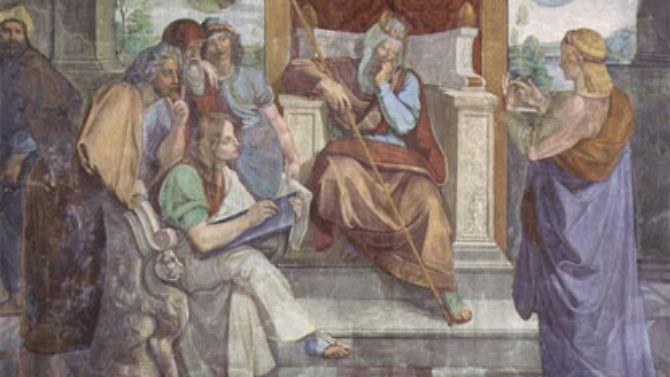 Geschichte Israels: Von Adam und Eva bis Hadrian