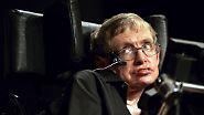 Stephen Hawking, der Popstar der Physik: Ein Genie feiert Geburtstag