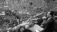 Willy Brandts großes Symbol: Kniefall verändert die Welt