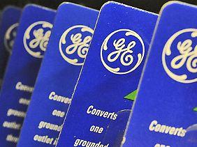 Immerhin noch in den schwarzen Zahlen: Im dritten Quartal verdiente GE rund 2,5 Mrd. Dollar.