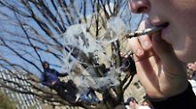 Gefährlicher Dauerkonsum: Schizophren durch Cannabis