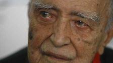 """""""Arbeiten hält jung, und Älterwerden ist Scheiße"""", hat Oscar Niemeyer schon vor Jahren in seiner typisch drastischen Art sein Geheimnis verraten."""