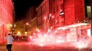 Bilderserie: Kampf ums Kriegerdenkmal - Randale in Tallinn