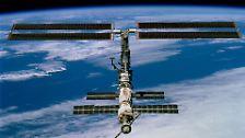 Es ist das größte und teuerste Technologieprojekt aller Zeiten: Die Internationale Raumstation (ISS).