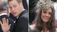Bilderserie: Kate und William - Schluss gemacht am Handy!