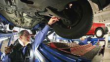 Immer mehr Mängel: TÜV-Report 2010