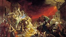 Pompeji im Jahr 79 n. Chr.: Am 24. August, zur Mittagszeit, explodiert der Vesuv.