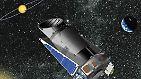 Aufgabe der Sonde ist es, außerhalb unseres Sonnensystems nach Planeten zu suchen, ...