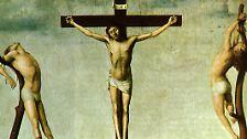 """Die Bezeichnung """"Karfreitag"""" kommt aus dem Althochdeutschen. """"Chara"""" bedeutete seinerzeit so viel wie Klage, Trauer. Dem christlichen Glauben zufolge bringt der Tod Jesu am Kreuz den Menschen die Erlösung."""