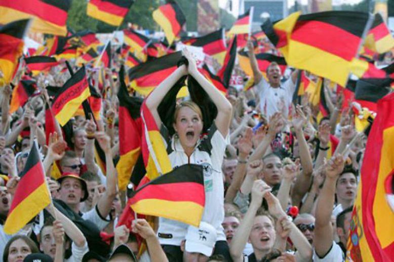 Deutschland ist im Rausch.
