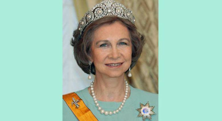 Spanische Königin