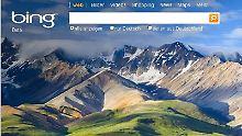 Microsoft macht mit seiner neuen Suchmaschine Bing Google zumindest ein wenig nervös.