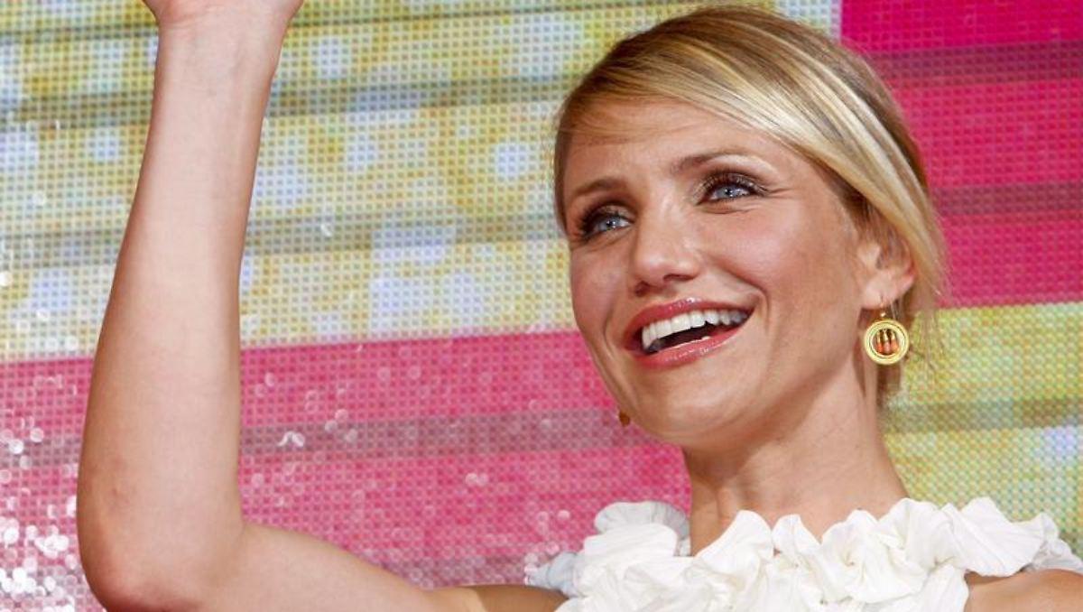"""""""Sex besser als Schönheits-OP"""": Diaz hat das Jungbrunnen-Rezept - n-tv.de"""