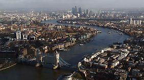 Hauptstadt der Milliardäre: Die meisten Superreichen wohnen in London