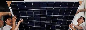 Schuldenschnitt? Aktie bricht ein: Solarworld in Schieflage