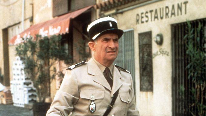 Der Gendarm von Saint Tropez wurde zu de Funès' Paraderolle.
