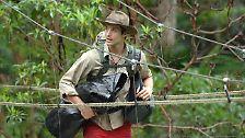 Patrick Nuo zieht aus dem Dschungelcamp aus.
