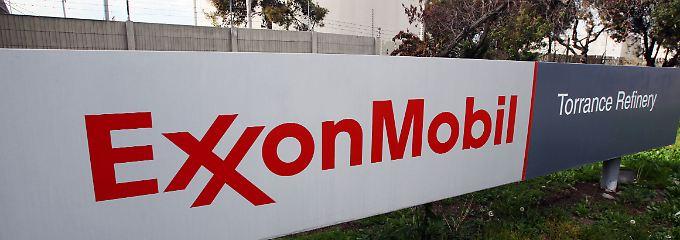 ExxonMobil ist wieder die Nummer eins in der Welt.