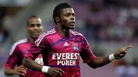 Michel Bastos wird erstmal ausgeliehen aus Lyon.