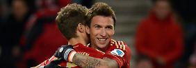 Arbeitssieg beim VfB Stuttgart: FC Bayern baut Führung aus