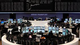 Dax klettert nach oben: Zypern-Streit an der Börse kein Thema