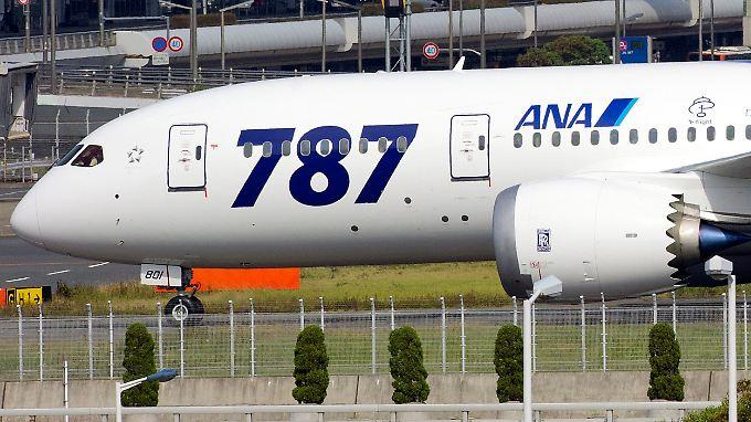 """Boeings 787 """"Dreamliner"""": Das Prestigeprojekt wird für den US-Konzern zum Pannenflieger."""