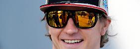 2012 wurde Räikkönen Dritter, in der neuen Saison will er ganz vorne angreifen.