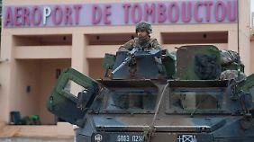 Berichte von Hinrichtungen in Mali: Timbuktu zurückerobert