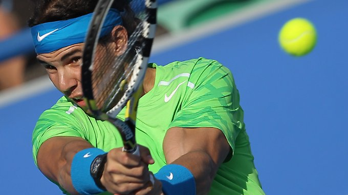 """""""Dieses Jahr ist Nadal in Paris aber ein Außenseiter."""""""