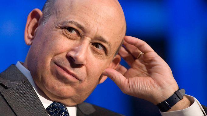 """Der Banker, der """"Gottes Werk verrichtet"""", soll mit Goldman Sachs das Image Russlands aufpolieren."""