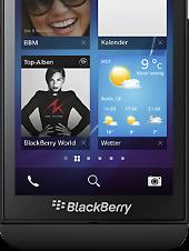 Alicia Keys wirbt für Blackberry.