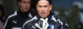 Hoffenheim dreht am Torwartkarussell: Wiese degradiert, Gomes neu