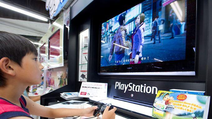 Wenn Sonys neue Playstation erscheint, muss sie einschlagen.