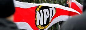 NPD-Verbotsverfahren: Breite Skepsis im Bundestag