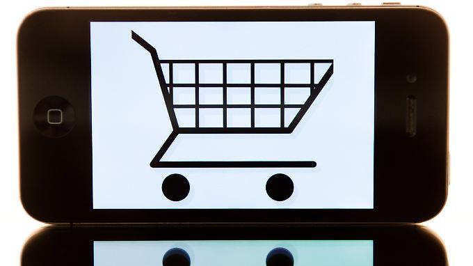 Beim Online-Einkauf geht es nicht ohne Adresse und Bankverbindung oder Kreditkartennummer.