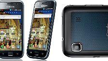 XXL-Smartphone: Samsung Galaxy S im Test