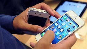 Apple überrundet Samsung: iPhone 5 trifft ins Schwarze