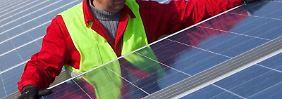 Wie frisch poliert: Die Solaraktien kehren zurück.
