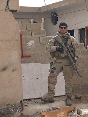 Chris Kyle war zehn Jahre bei den Navy Seals, von 1999 bis 2009.
