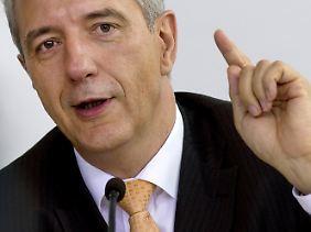 Stanislaw Tillich ist seit 2008 Ministerpräsident in Sachsen.