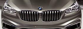 Das Maß aller Premium-Dinge: BMW sagt Daimler den Kampf an