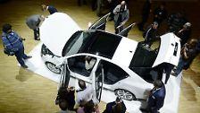 Bilderserien: Die erfolgreichsten Automarken 2012