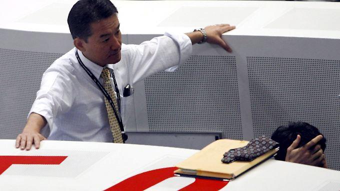 An der Tokioter Börse kehrt nach der Rally der letzten Wochen wieder etwas Ruhe ein.