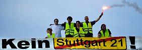 """Der Tod kommt durch die Hintertür: Warum """"Stuttgart 21"""" nie gebaut wird"""